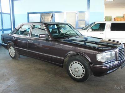 brugt Mercedes 280 se - 1985