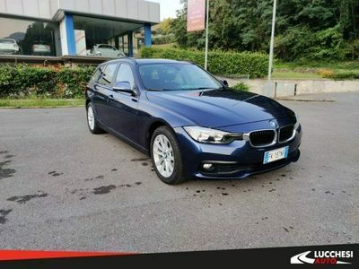 usata BMW 320 d xDrive Touring Business Advantage