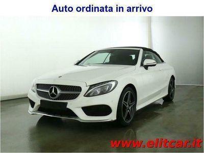 usata Mercedes C200 Auto Cabrio Premium