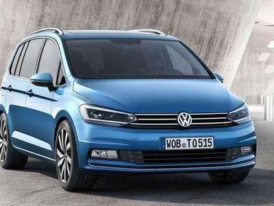 usata VW Touran 1.6 TDI 115 CV JOIN BLUE MOTION 7 POSTI