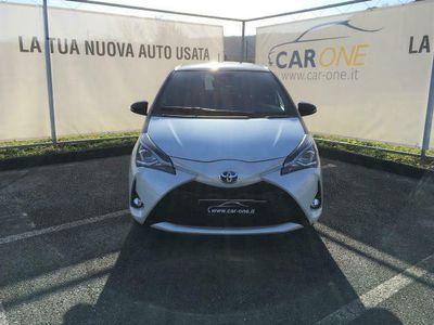 "usata Toyota Yaris 1.5 Hybrid 5 porte Trend ""White Ed"