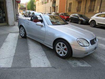 usata Mercedes SLK200 cat