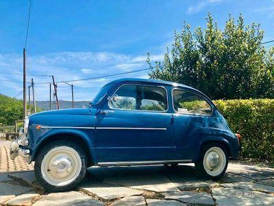 usata Fiat 600 1960 RESTAURATA ORIGINALE