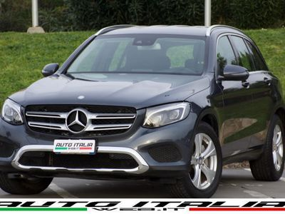 gebraucht Mercedes GLC220 D 4MATIC SPORT +PDC+LED+NAVI+CAMERA+18+TEL+CRUISE