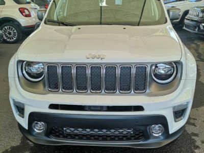 usata Jeep Renegade Limited 1.6 Mjt 120 CV Full Led Interni in Pelle