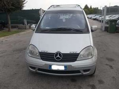 usata Mercedes Vaneo 1.7 cdi cat family diesel