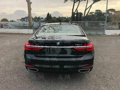 usata BMW 730L Serie 7 d xDrive Eccelsa usato