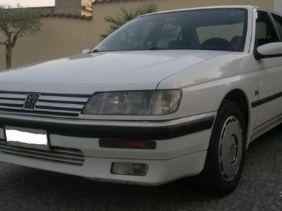 second-hand Peugeot 605 - 1993
