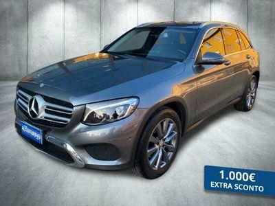 usata Mercedes GLC220 CLASSE GLCd Exclusive 4matic auto