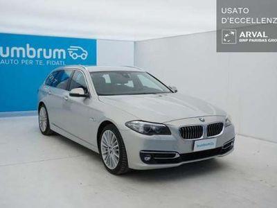 usata BMW 530 Serie 5 D Touring Xdrive Luxury Aut.