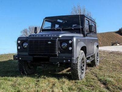 brugt Land Rover Defender 110 2.4 TD4 CrewCab SE