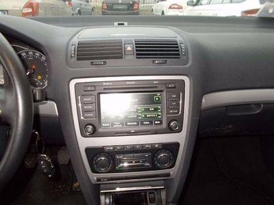 usata Skoda Octavia 1.6 TDI CR F.AP. Wagon Elegance