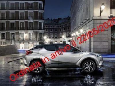 usata Toyota C-HR 2.0 HYBRID E-CVT MOREBUSINESS DEL 2020