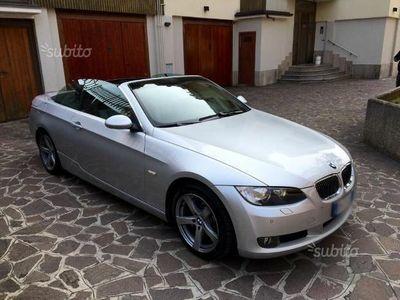 """usata BMW 330 Cabriolet D 2008 FULL"""""""
