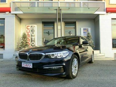 usata BMW 520 d aut. Touring Business
