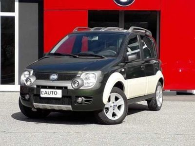 second-hand Fiat Panda Cross Panda 1.3 MJT 16V 4x4 Cross 1.3 MJT 16V 4x4