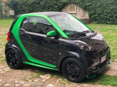 used Smart ForTwo Electric Drive coupé BRABUS