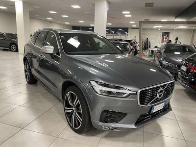 usata Volvo XC60 T5 AWD Geartronic R-design