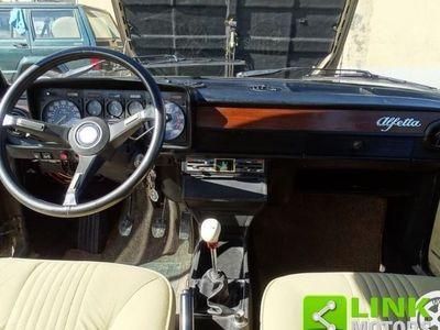 usado Alfa Romeo Alfetta 1.8 - ASI - CRS - ORIGINALE