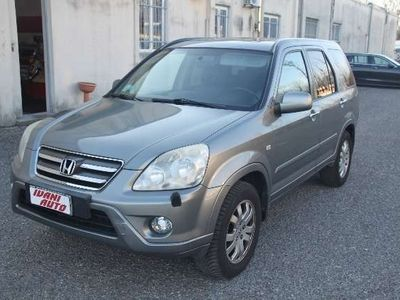 usata Honda CR-V EXCLUSIVE 2.2 16V i-CTDi 140 CV