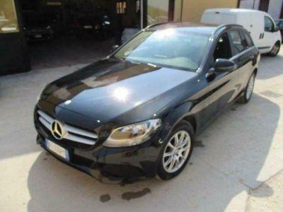 usata Mercedes C200 Classe Cd S.W. Auto Business