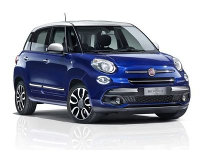 begagnad Fiat 500L Wagon 1.3 Multijet 95 CV Dualogic Urban