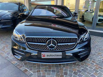 usata Mercedes E43 AMG AMG Classe (W/S213) 4Matic -NAZIONALE -UFFICIA