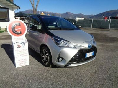 usata Toyota Yaris 1.5 Hybrid 5 porte Cool usato