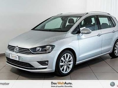 usata VW Golf Sportsvan 1.6 TDI 110 CV Executive BlueMotion Tech.