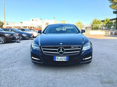 usata Mercedes CLS350 Shooting Brake ClasseAMG CDI Blueefficiency