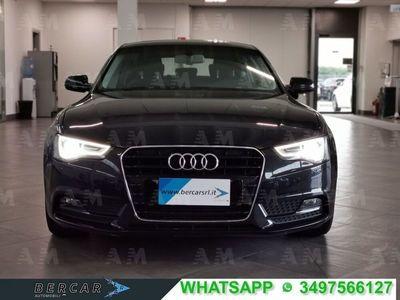 usata Audi A5 Sportback 2.0 TDI 150 CV multitronic usato