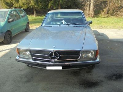 used Mercedes 300 SLC