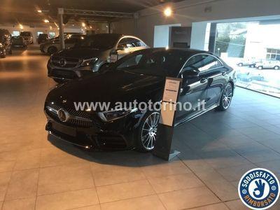 begagnad Mercedes CLS350 CLASSE CLSd 4MATIC Auto PREMIUM