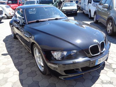 used BMW Z3 M coupe' 3.2 - 1998