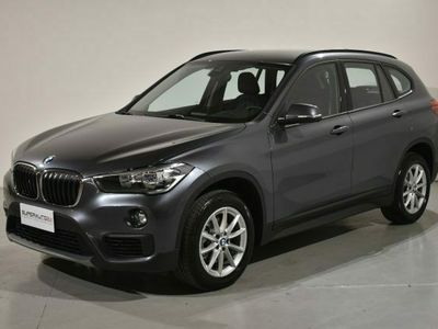 usata BMW X1 sDrive18d Business ADVANTAGE