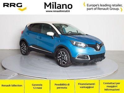 brugt Renault Captur 1.5 dci Hypnotic magnetik 90cv rif. 9138134