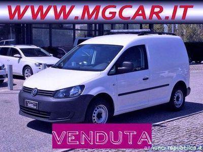 brugt VW Caddy 1.6TDI 102CV-4 PORTE-AUTOCARRO-G.TRAINO-TEL-CRUISE