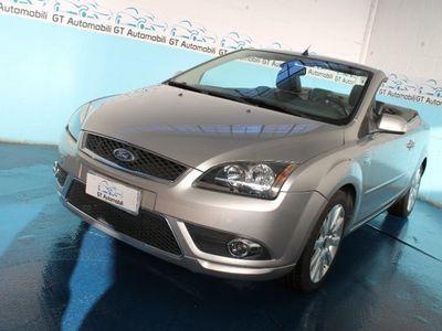 käytetty Ford Focus Cabriolet Focus 2.0 TDCi (136CV) CC Titanium DPF