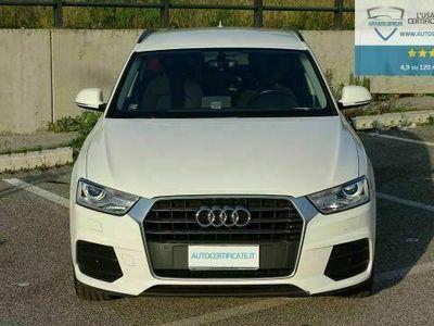 usata Audi Q3 2.0 TDI 120 CV S tronic Sport #Unipro rif. 14721833
