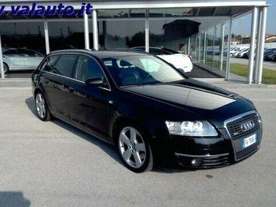 usata Audi A6 -- AVANT 3.0 TDI QUATTRO TIPTRONIC SLINE