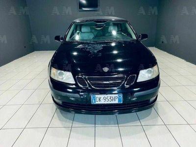 usata Saab 9-3 Cabriolet 1.9 diesel