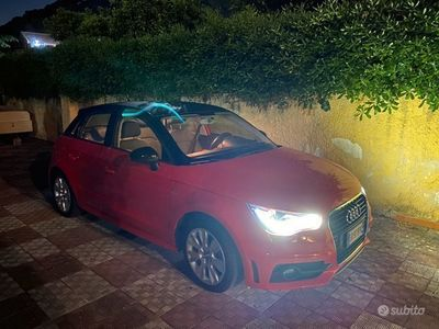 usata Audi A1 A1 SPB 1.6 TDI 105 CV S Line edition