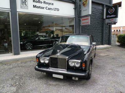 usata Rolls Royce Wraith SilverII