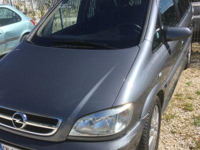usado Opel Zafira 1600 metano