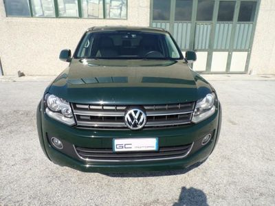 gebraucht VW Amarok 2.0 BiTDI 180 CV 4MOTION AUTOMATICO PELLE NAVI