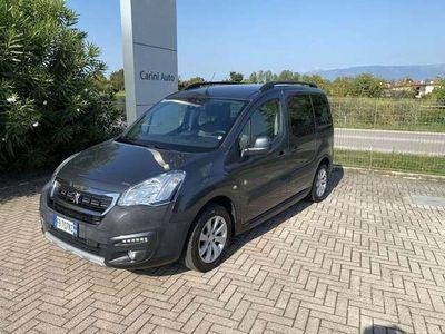 usata Peugeot Partner Tepee 1.6 BlueHDi 120 CV Stop&Start Outdoor