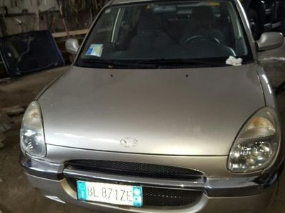 usata Daihatsu Sirion 1.0i 12V cat 4WD CX
