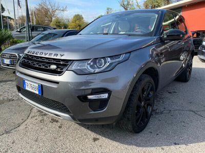 usata Land Rover Discovery Sport HSE TD4 150 CV TETTO