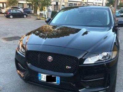 usata Jaguar F-Pace 2.0 D 180 CV AWD aut. R-Sport