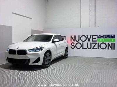 usata BMW X2 sDrive18d Msport